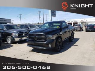 Used 2016 RAM 1500 Express for sale in Swift Current, SK