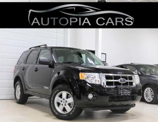 Used 2008 Ford Escape FWD 4dr V6 XLT for sale in North York, ON
