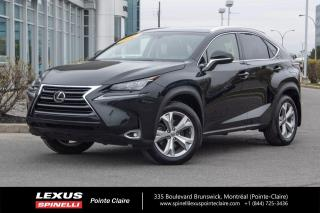 Used 2017 Lexus NX 200t **EXECUTIVE** **TOUTE EQUIPPE**GPS**CAMERA DE RECULE** for sale in Montréal, QC