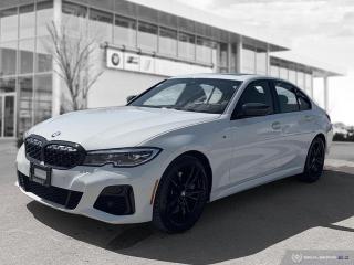 Used 2020 BMW 3 Series M340i xDrive Enhanced! Black Kidney Grille! for sale in Winnipeg, MB