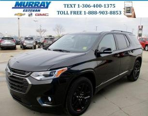 New 2020 Chevrolet Traverse Premier/ HEATED/COOLED LEATHER/ REMOTE START/ WIFI for sale in Estevan, SK