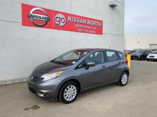 Used 2016 Nissan Versa Note SV 4dr FWD Hatchback for sale in Edmonton, AB