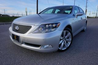Used 2008 Lexus LS 600H RARE / HYBRID / LOW KM'S / CANADIAN CAR / LWB for sale in Etobicoke, ON