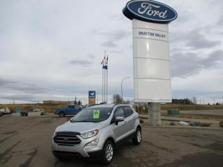 New 2020 Ford EcoSport SE for sale in Drayton Valley, AB
