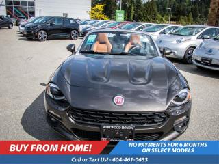 Used 2017 Fiat 124 Spider Lusso for sale in Port Moody, BC