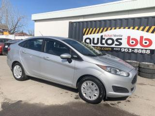 Used 2015 Ford Fiesta Berline S 4 portes for sale in Laval, QC