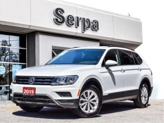 Used 2019 Volkswagen Tiguan Trendline |REARCAM|ALLOYS|APPLE/ANDROID|LOWK| for sale in Toronto, ON
