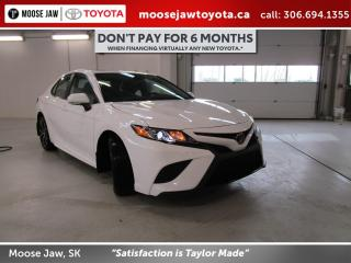 New 2020 Toyota Camry SE Upgrade Package for sale in Moose Jaw, SK