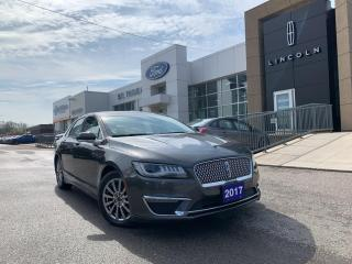 Used 2017 Lincoln MKZ Select for sale in St Thomas, ON