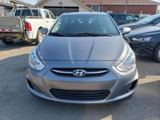 Used 2016 Hyundai Accent GL**One Owner*Clean Carfax*Bluetooth*Heated Seats* for sale in Hamilton, ON