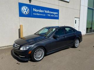 Used 2011 Mercedes-Benz C-Class C 250 for sale in Edmonton, AB