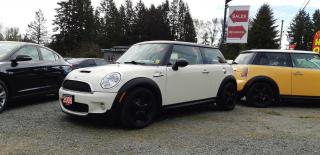 Used 2009 MINI Cooper S for sale in Black Creek, BC