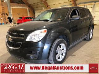 Used 2014 Chevrolet Equinox LS 4D Utility 2WD 2.4L for sale in Calgary, AB