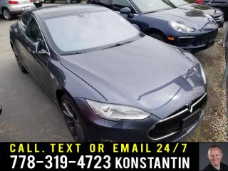 Used 2016 Tesla Model S S 90D AWD - LOW KM! for sale in Maple Ridge, BC