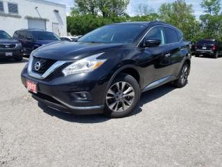Used 2017 Nissan Murano for sale in London, ON