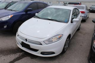 Used 2013 Dodge Dart 4dr Sdn SE for sale in Whitby, ON
