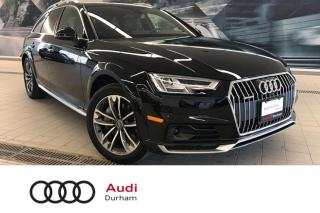 Used 2019 Audi A4 Allroad 2.0L Technik + Cruise | Lane Assist | Virt Cockpit for sale in Whitby, ON