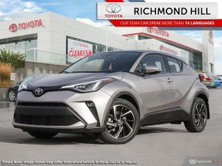 New 2020 Toyota C-HR Limited  - Leather Seats -  Navigation - $91.91 /Wk for sale in Richmond Hill, ON