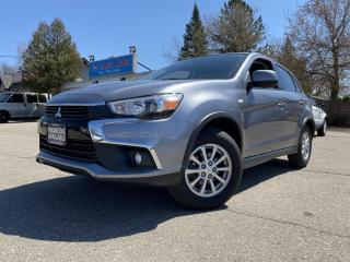 Used 2017 Mitsubishi RVR AWD 4dr 2.0L CVT SE Limited Edition ACCIDENT FREE for sale in Brampton, ON