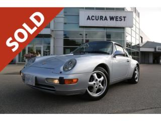 Used 1996 Porsche 911 SOLD!!! for sale in London, ON