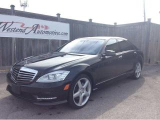 Used 2013 Mercedes-Benz S-Class S 550 for sale in Stittsville, ON