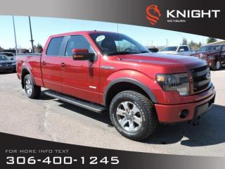 Used 2013 Ford F-150 FX4 SUPERCREW for sale in Weyburn, SK