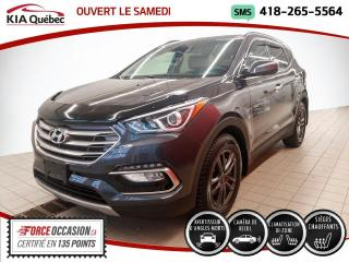 Used 2017 Hyundai Santa Fe Sport PREMIUM* CAMERA* CECI EST UN 2018* for sale in Québec, QC