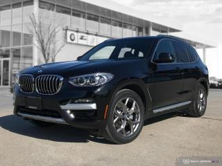 New 2020 BMW X3 xDrive30i - Let US Go The Extra Mile for sale in Winnipeg, MB