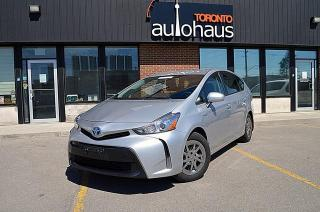 Used 2015 Toyota Prius V/NO ACCIDENTS/HTD SEATS/REAR CAMERA for sale in Concord, ON