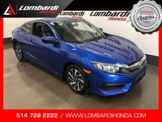 Used 2016 Honda Civic LX COUPE|AUTOMATIQUE|CAM| for sale in Montréal, QC
