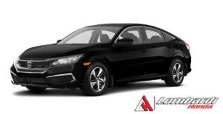 Used 2019 Honda Civic LX CVT **Véhicule Neuf** for sale in Montréal, QC