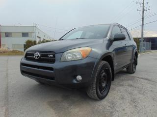 Used 2007 Toyota RAV4 4 portes, 4 roues motrices V6 Sport for sale in St-Eustache, QC