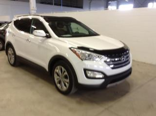 Used 2015 Hyundai Santa Fe Limited AWD Cuir Toit NAV for sale in Longueuil, QC