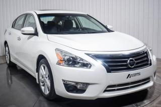 Used 2014 Nissan Altima SL TECH PACK CUIR TOIT MAGS NAV CAMERA D for sale in St-Hubert, QC