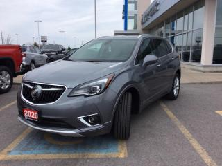 New 2020 Buick Envision Premium II for sale in Carleton Place, ON