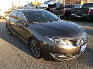 Used 2016 Lincoln MKZ Reserve AWD for sale in Cornwall, ON