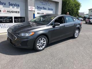 New 2019 Ford Fusion 4-DOOR SEDAN SE for sale in Cornwall, ON