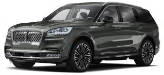 New 2020 Lincoln Aviator Reserve RESERVE 201A for sale in Cornwall, ON