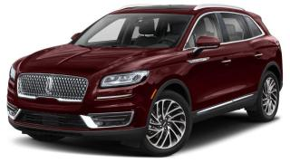 New 2020 Lincoln Nautilus Reserve RESERVE AWD 201A for sale in Cornwall, ON