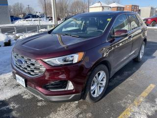 Used 2020 Ford Edge SEL for sale in Cornwall, ON