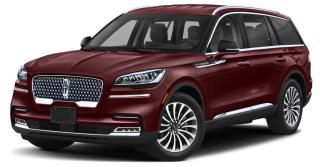 New 2020 Lincoln Aviator Reserve RESERVE 202A for sale in Cornwall, ON