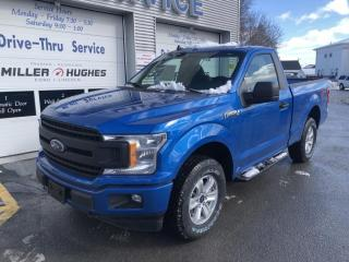 New 2020 Ford F-150 4X4 REG. CAB XL 2.7L for sale in Cornwall, ON