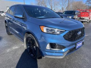 Used 2020 Ford Edge ST for sale in Cornwall, ON