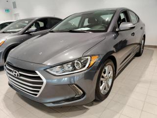 Used 2017 Hyundai Elantra GL AUTOMATIQUE **MAGS / ANDROID AUTO for sale in St-Eustache, QC
