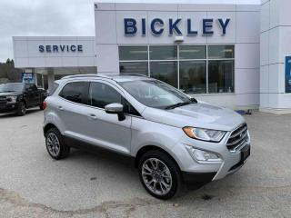 New 2020 Ford EcoSport Titanium for sale in Huntsville, ON