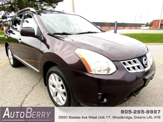 2011 Nissan Rogue 2.5L - SV - AWD - NAVI