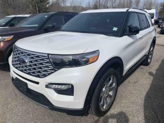 New 2020 Ford Explorer Platinum for sale in Huntsville, ON