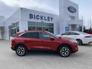 New 2020 Ford Escape SEL DEMO for sale in Huntsville, ON