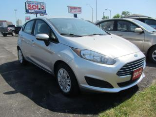 Used 2015 Ford Fiesta SE for sale in Hamilton, ON