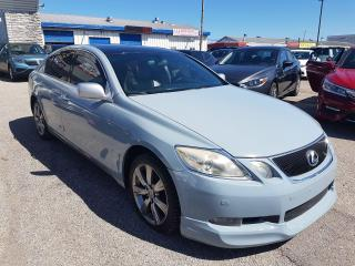 Used 2006 Lexus GS 300 GS300 LUXURY/AWD/NAVI/BACKUP CAMERA/LEATHER!! for sale in Pickering, ON